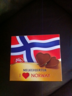 Chocs from Denmark Adult Baby