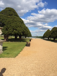 Hampton Court Formal Gardens