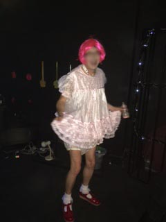 Penelope Pansy at Sissy Club
