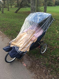 Adult Baby Pushchair