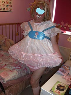 Sissy Adult Baby