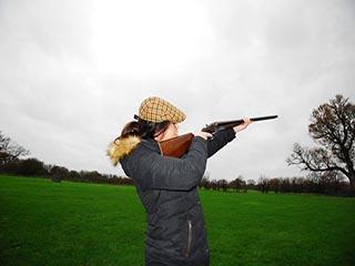 Nanny Betty Shooting