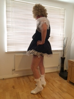 Suzy the Sissy Maid
