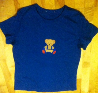 Adult Baby T-Shirt