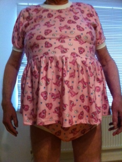 Adult Baby Dress